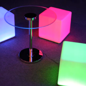 LED Ottomans